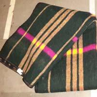 Dobby Acrylic Blankets