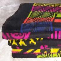 Multicolor Acrylic Blankets