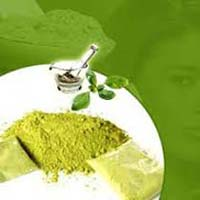 Herbal Cosmetic Powder