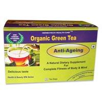 Organic Green Tea for Strength & Energy