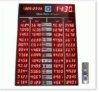 forex exchange rate boards