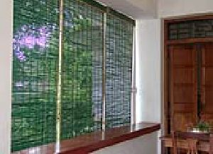 Bamboo Exterior Blinds