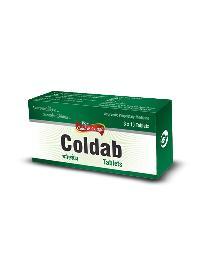 Coldab Tablets