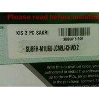 Barcode Sticker 02