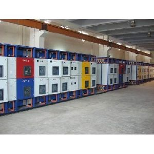 Power Control Center Cum Double Busbar Panel