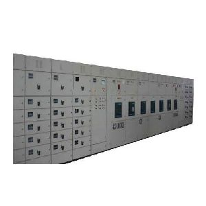 Power Control Center Cum DG Synchronizing Panel