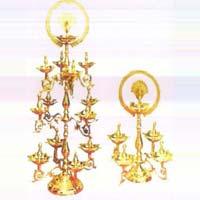 Fancy Brass Deepak