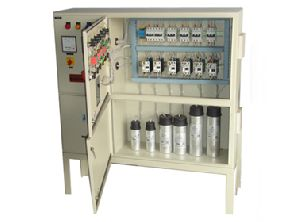 AUTOMATIC POWER FACTOR CORRECTION PANELS (APFC PANELS)/ CAPACITOR PANEL