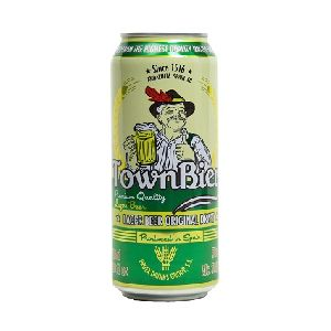 Canned Alcoholic Beer 07