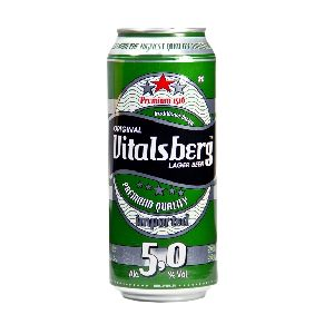 Canned Alcoholic Beer