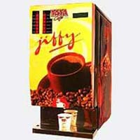Tata Tea and Coffee Vending Machine