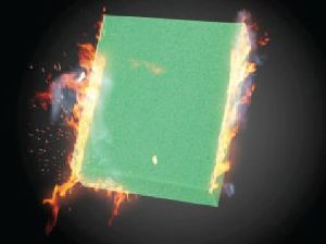 Fire Retardant Foam
