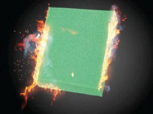 Fire Retardant Foam