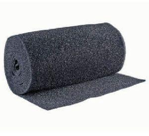 Peeled Foam Roll