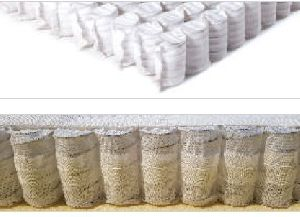 Coir Products Rubberised Coir Mattress Natural Latex