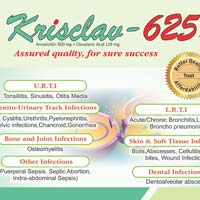 Krisclav-625 Tablets