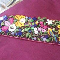 Embroidery Saree Border
