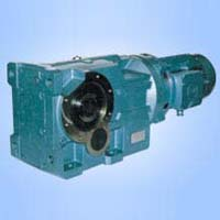 PBL Bevel Helical Geared Motor