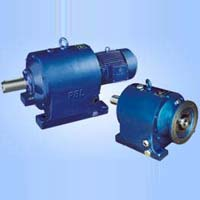 PBL Inline Helical Geared Motor (P Series)