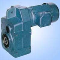 PBL Parallel Shaft Geared Motor