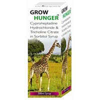 Grow Hunger Syrup