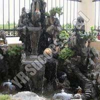 Fiberglass Wall Fountain