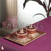 Marble Mukhwas Boxes