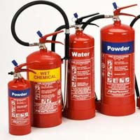 ABC Type Portable Fire Extinguisher