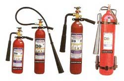 Carbon Dioxide Type Fire Extinguishers 01