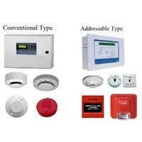 Fire Alarm Detection System Installation