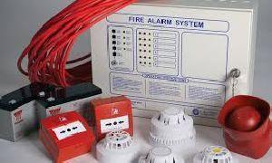 Fire Alarm System Installation 04