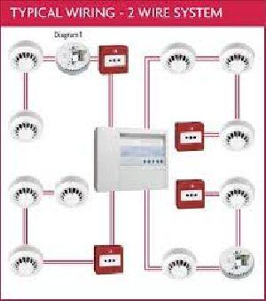 Fire Alarm System Installation 07