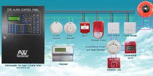 Fire Alarm System Installation 09
