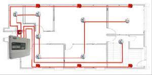 Fire Alarm System Installation 10