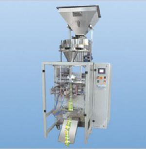 Hm 001 Pneumatic Collar Type Pouch Packing Machine
