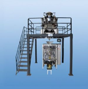 Multihead Weigher Pouch Packing Machine
