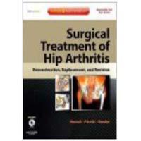 Surgical Treatment of Hip Arthritis Medical Book