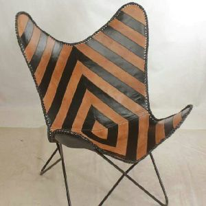 Leather Butterlfly Chair