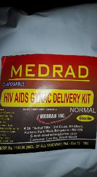 Disposable HIV & Gynac Delivery Kit