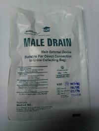 Urine Collection Bag Drain