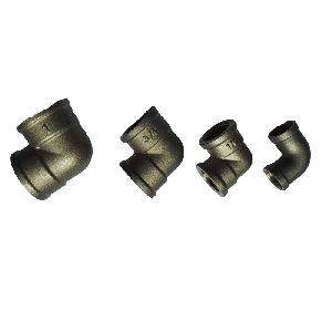 90 Degree Forged Brass Elbow