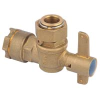 Lockable Brass Ball Valve (NRCI013)