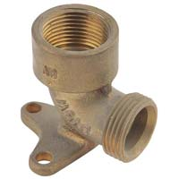 Brass Elbow (NRCI075)