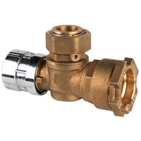 Lockable Brass Ball Valve (NRCI012)