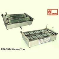 Slide Staining Tray