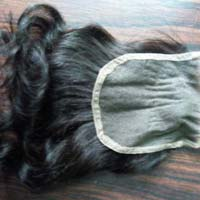 Natural Closure Human Hair