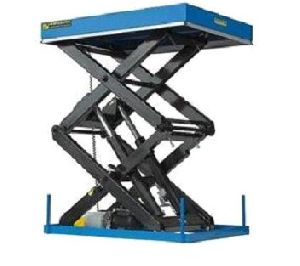 Heavy Duty Hydraulic Scissor Lifts