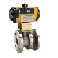 pneumatic actuated valves