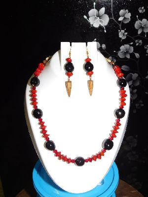 Seeds Necklace Set