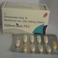 Glimcare M2 Tablets